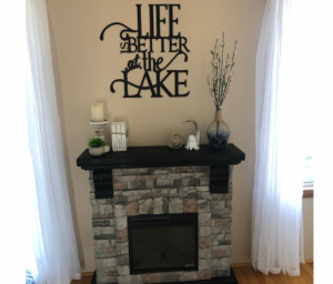 life is better at the lake 4.4.21